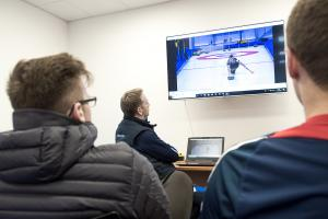 Team GB's curling team adds new tech-dimension to sports analysis