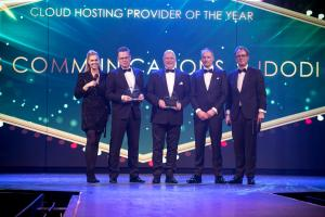 Axis en IDODI winnen Dutch-IT Award voor Cloud Hosting Provider of the Year