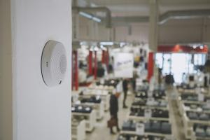 Adding network audio to surveillance systems delivers many user benefits