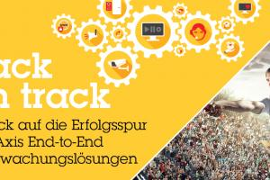 Back on track Aktion für Authorized Partner