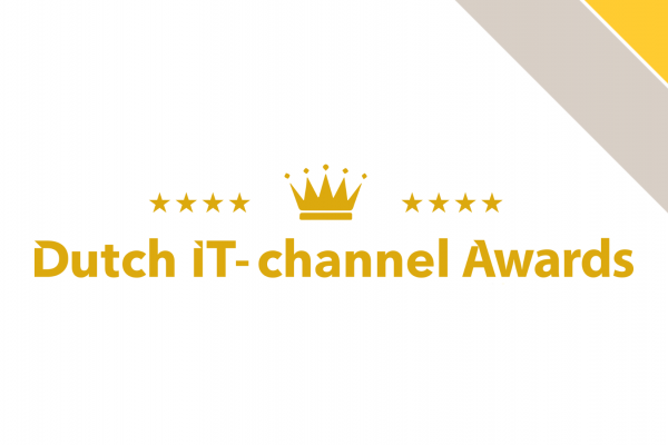 Axis Communications genomineerd voor Dutch IT-Channel Award 2020