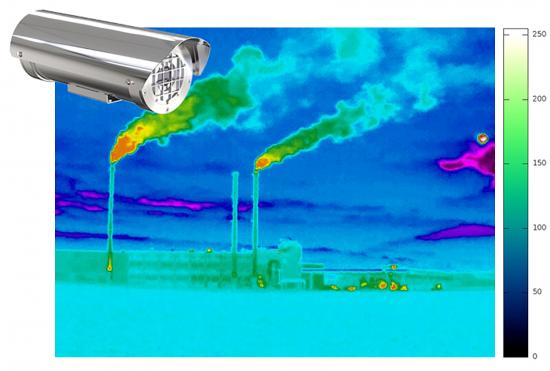 The new explosion-protected temperature alarm and thermal cameras from Axis Communications, allows for rapid incident response and protection of employees, machinery and critical industrial infrastructure.