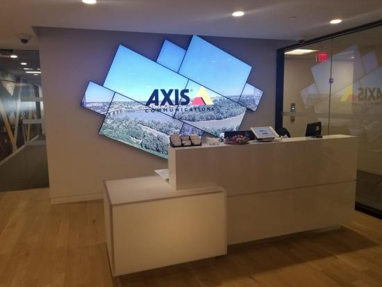 The Swedish American Chamber Of Commerce Partners With Axis