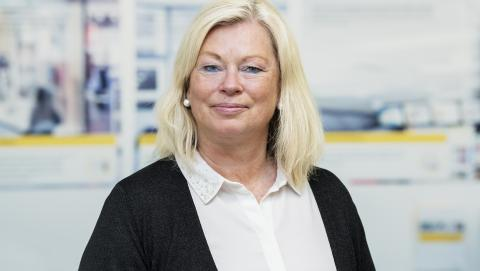Louise Dolck Strömberg, HR Director Operations