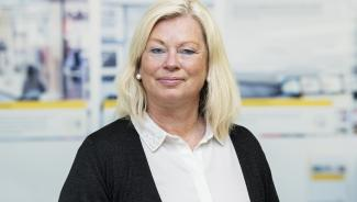 Louise Dolck-Strömberg, HR Director at Axis