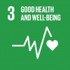 The 3rd UN goal named good health and well-being