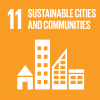 The 11th UN goal named sustainable cities and communities