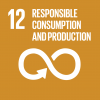 The 12th UN goal named responsible consumption and production