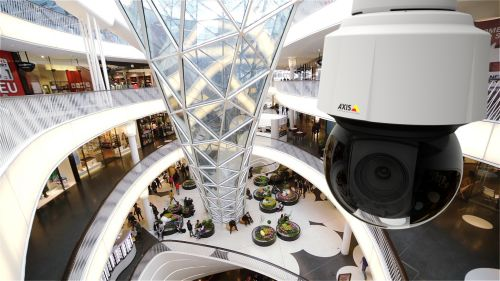 AXIS Q61 Mall