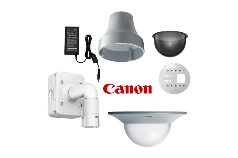 Collection of canon accessories sold by axis