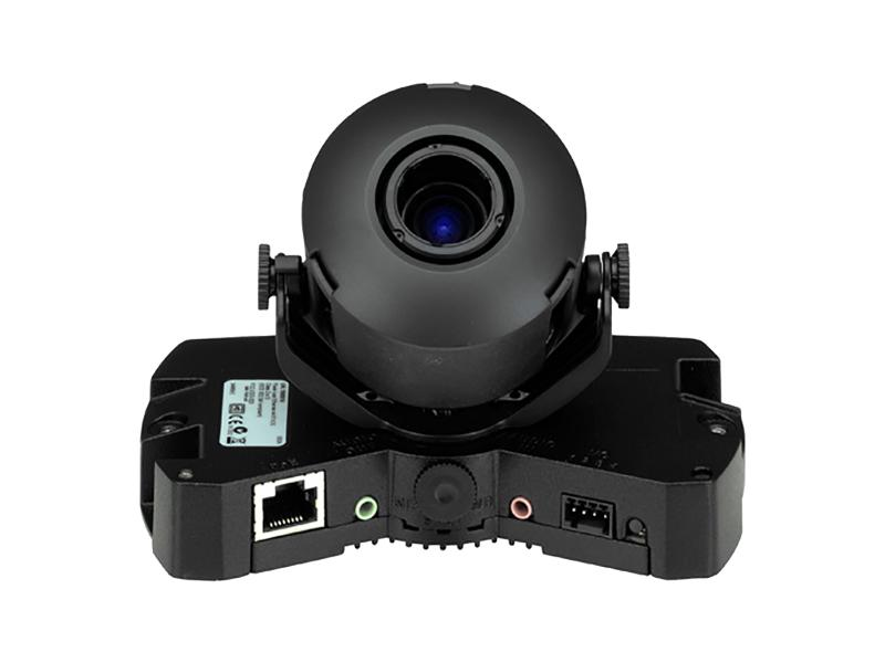 Axis IP Camera has Multiple H.264 streams and Motion JPEG video streams