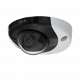 AXIS P3935-LR is a robust, vandal-resistant IP camera. The product is viewed from its left angle.