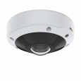 AXIS M3077-PLVE in ceiling from left angle