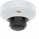 IP Camera AXIS m4206lv has HDMI output for public monitors and 3 MP / HDTV 1080p. The Camera is from ceiling front