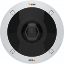 Front image of IP camera AXIS M3058-PLVE.