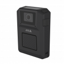 AXIS W100 Body Worn Camera from the left angle