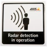 Radar Detection Sticker