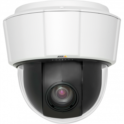 IP Camera AXIS P5532 has d1 resolution, H.264, day/night functionality and advanced gatekeeper.