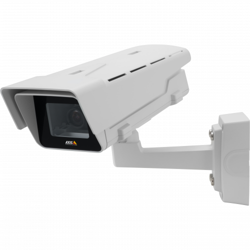 IP Camera AXIS P1365-E is robust and has impact resistant. It also has Zipstream – which saves bandwidth without sacrificing quality