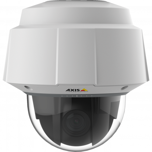 AXIS Q6054-E Mk III is a outdoor-ready PTZ camera with 30x zoom and focus recall