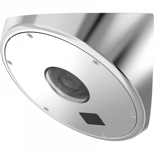AXIS Q8414-LVS IP Camera from left angle