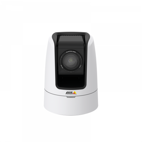 Axis IP Camera V5915 has High quality audio with XLR inputs