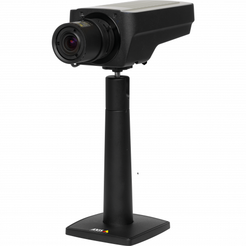 Axis IP Camera Q1614 has Dynamic capture and Lightfinder and Auto rotation