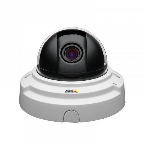Axis IP Camera P3367-V has Superb video in 5MP or HDTV 1080p quality