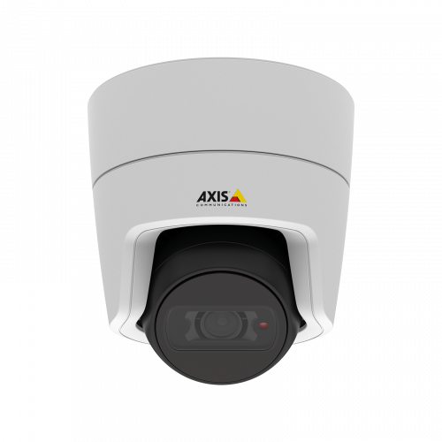 Axis IP Camera M3104-VE has Built-in IR illumination and is Discreet and flexible