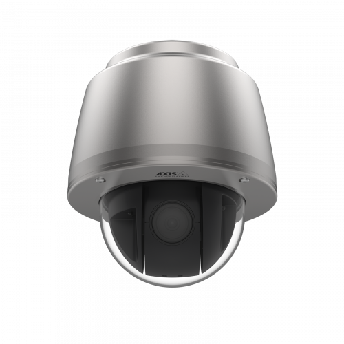 AXIS Q6075-S PTZ IP Camera viewed from front