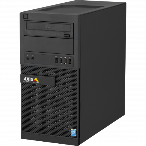 AXIS S9001 from left