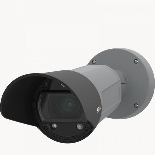 AXIS Q1700-LE License Plate Camera has a robust design for rough weather.