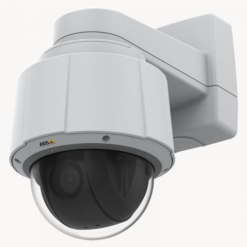 Axis IP Camera Q6074  is TPM, FIPS 140-2 level 2 certified and Built-in analytics