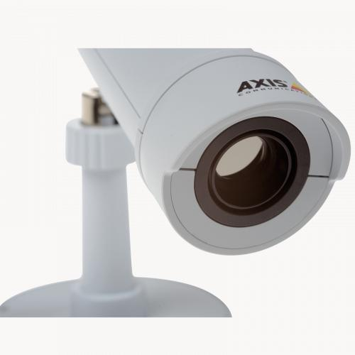 Close-up image of AXIS P1280-E Thermal Network Camera.