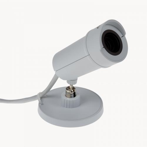 Image of IP camera P1280-E in profile.