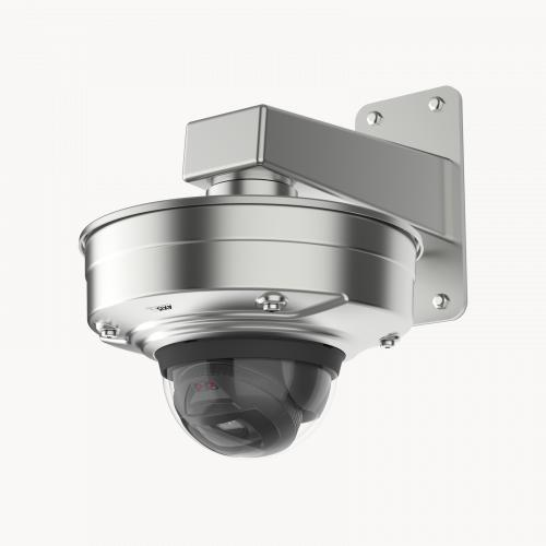 Axis IP Camera Q3517-SLVE has EIS and vandal resistance with IK10+