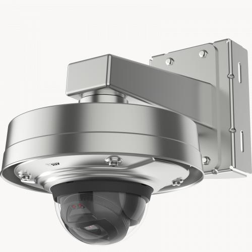 Axis IP Camera Q3517-SLVE has Axis Zipstream technology