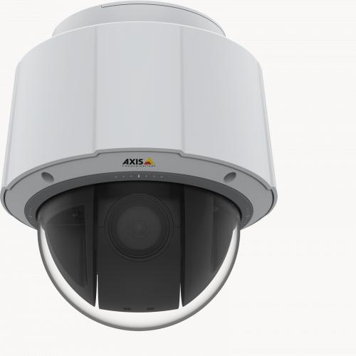 Axis IP Camera Q6074 has Indoor PTZ with HDTV 720p and 30x optical zoom