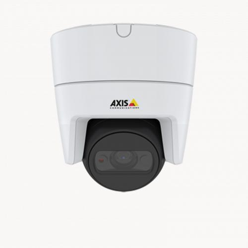 AXIS M3116 LVE mounted in ceiling from front