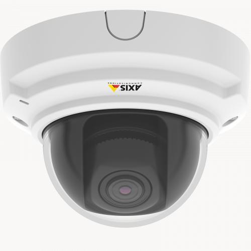 IP-камера Axis оснащена технологией Zipstream