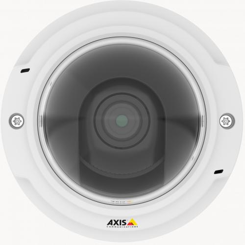 Axis IP Camera has HDTV 1080p video quality