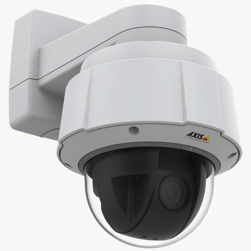 Axis IP Camera Q6075-E has Autotracking 2 and orientation aid