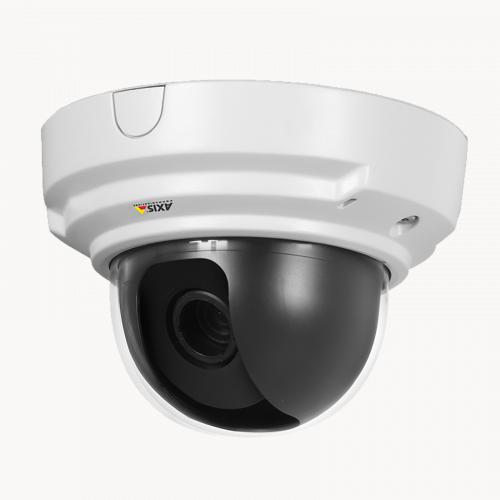 Axis IP Camera P3367-V has Easy installation with remote focus and zoom and Vandal-resistant design