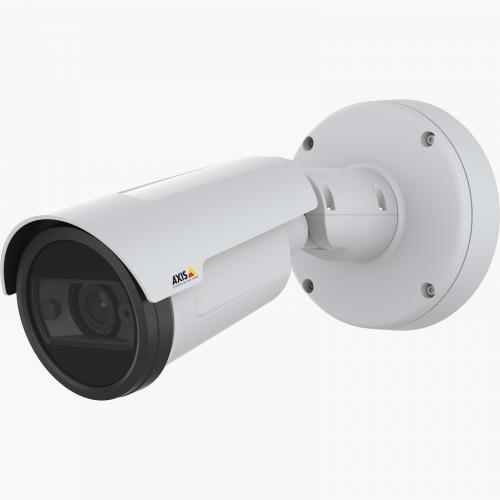 IP-камера AXIS P1448 LE IP Camera, вид слева