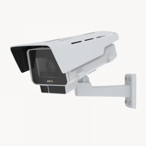 IP-камера P1378 LE, вид под углом слева