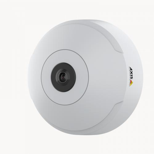 AXIS M3067-P IP camera from left angle