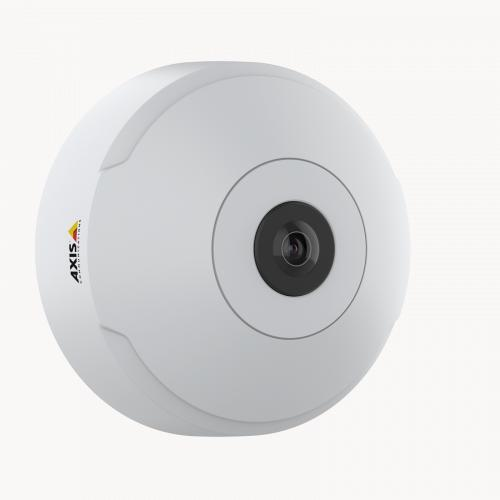 AXIS M3067-P IP camera from right angle