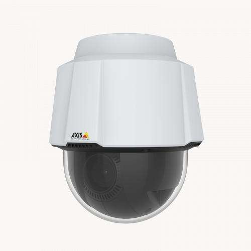 AXIS P5654-E PTZ IP camera from left