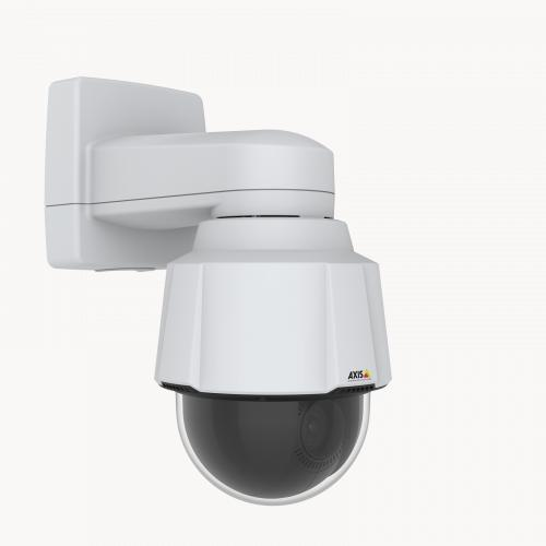 AXIS P5654-E PTZ IP camera from right