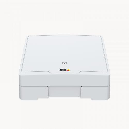 AXIS A1601 Network Door Controller, viewed from the top